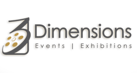 3 Dimentions for Events and Exhibitions