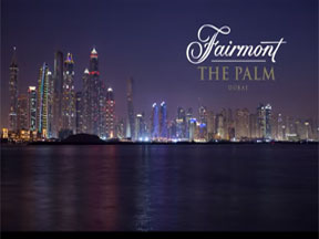 Best Timelapse Sunset Video - Fairmont The Palm, Dubai