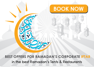 Corporate Iftar Tents