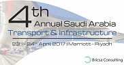4th ANNUAL SAUDI ARABIA TRANSPORT & INFRASTRUCTURE 2017