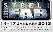 SteelFab - Sharjah 2013