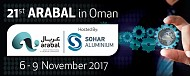 ARABAL 2017 -The Arab International Aluminium Conference