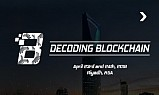 Decoding Blockchain KSA 2018