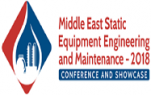 Middle East Static Equipment Engineering & Maintenance 2018