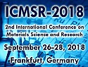 2nd International Conference on  Materials Science and Research