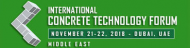 International Concrete Technology Forum 2018