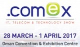 COMEX 2017 - IT, Telecom & Technology Exhibition & Conference