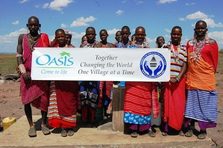 Oasis Water Returns With Their Latest Initiative For