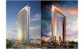 DAMAC Esclusiva with Interiors by FENDI and DAMAC Tower by Paramount Topped Out