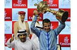 Dubai Crown Prince's horse wins Dubai World Cup 2015