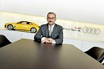 Karem Tas, the new Executive Director of Audi Saudi Arabia