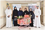 al khaliji supports children with cancer