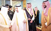 King Salman opens mega airport in Madinah