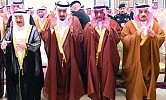 Teary farewell to Prince Saud