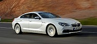 The BMW 6 Series Gran Coupé now in the Kingdom