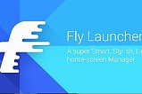 Fly launcher makes its debut
