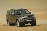 Land Rover Traces the Tropic of Cancer Through the UAE
