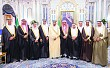 King Salman receives education minister, new university directors