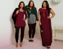 Nail new season fashion with the stunning plus size collection from REDTAG