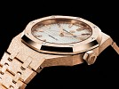 Audemars Piguet Lunches The New Royal Oak Frosted Gold