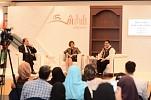 Ezzat Al Alayli Meets Fans and Discusses his Long Career in Theater and Cinema at the Sharjah International Book Fair