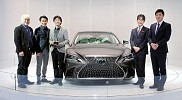 With the All-new 2018 Ls Lexus Reimagines Global Flagship Sedan