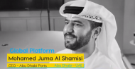 OBG's interview with Mohamed Juma Al Shamisi, CEO Of Abu Dhabi Ports