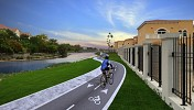 Nakheel invests AED150 million to create 105 km of scenic cycle tracks across communities in Dubai