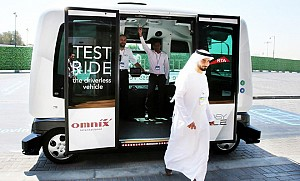 GCC needs new technologies for transportation: Report