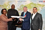 Air Namibia and Turkish Airlines sign codeshare agreement