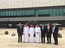 GOIC delegation visits KAUST to promote cooperation in the fields of scientific research and innovation to support industries GCC countries