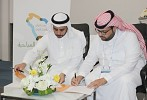 With the aim of upgrading the Saudi tourism.. STIM have witnessed the signing of a media agreement between the Tourist Routes and Eye of Riyadh