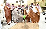 Riyadh governor launches campaign to plant 4 million trees in Kingdom
