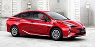 Toyota Prius Awarded Top Ranking by European and Japanese Safety Watchdogs