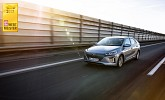 Hyundai IONIQ Electric crowned best value among electric cars, new study reveals