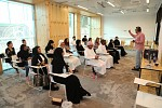 Dubai Programme for Youth Theatre Artistically Concludes Theatrical Make-Up Workshops