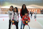 Sharjah Ladies Club Welcomes Families to enjoy Ice Skating once again