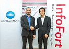 Konica Minolta & Infofort Join Forces to Accelerate Digital Transformation