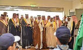 Prince Khaled tours 3 governorates