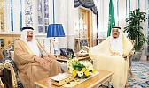 King Salman receives GCC secretary-general in Jeddah