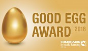 Nestlé Receives Good Egg Award for Cage-free Goal