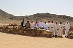 SCTH announces new archeological findings in Riyadh Province