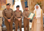 Makkah governor receives civil defense Ramadan accomplishment report