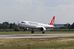 Turkish Airlines received its first A321neo in Cabin Flex configuration from Airbus