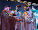 "Saeed Al Mouri clinches the title of the 2nd version of ""Al Baha Hill Climb Challenge 2018"" race"