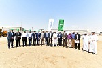Hempel sets the foundation stone for its new solvent coatings factory in Jeddah