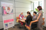Pink Caravan's Corporate Wellness Days Leads Breast Cancer Awareness Month