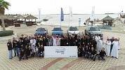 Hyundai showcases diversity of its model range to Saudi media