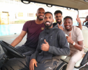 2018 'Saudia' Ad Diriyah E-Prix scores with stars from Al-Hilal and Al Nassr football clubs