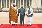 India and Saudi Arabia take bilateral relationship to new heights
